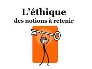 question éthique