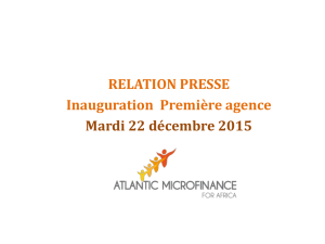 document presse 1 - atlanticmicrofinance.net