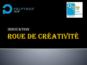 Roue de créativité - Marketing4innovation.com