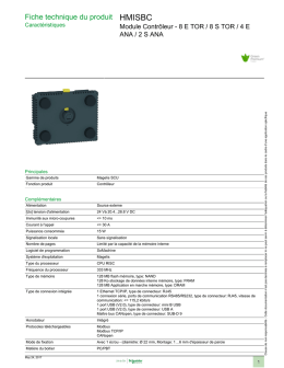 hmisbc - Schneider Electric