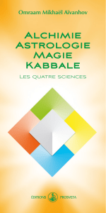 Les Quatre Sciences