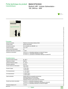 bmxcps3500 - Schneider Electric