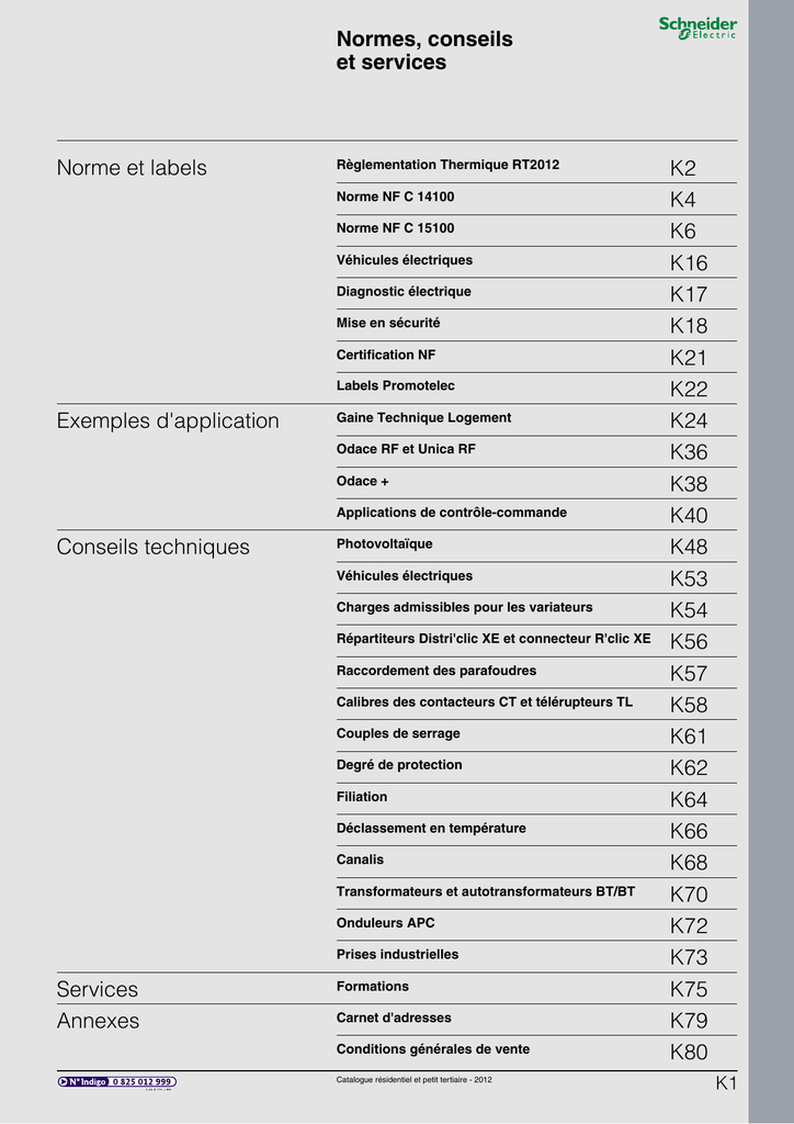 TÉLÉCHARGER NORME NFC 14-100 GRATUIT