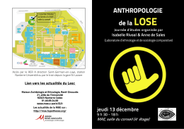 anthropologie de la lose