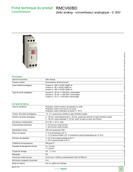 RMCV60BD - Schneider Electric