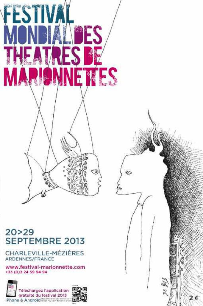 Programme Théâtres Des Festival De Mondial Marionnettes nwN80kOPX