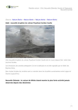 dolomieu cm2 les volcans