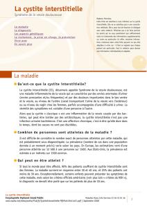 PARLONS-EN ! - Association française de la Cystite ...