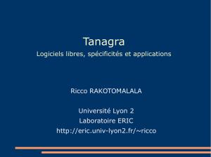 TANAGRA MAC