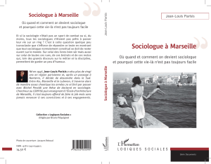 Sociologue à Marseille