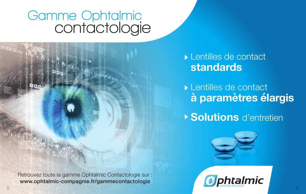 Ophtalmic 55 Toric - Ophtalmic Compagnie b7c6de219148