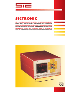 sictronic