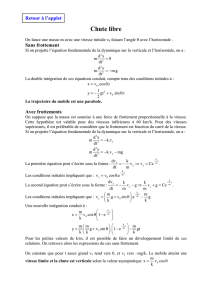 solution analytique
