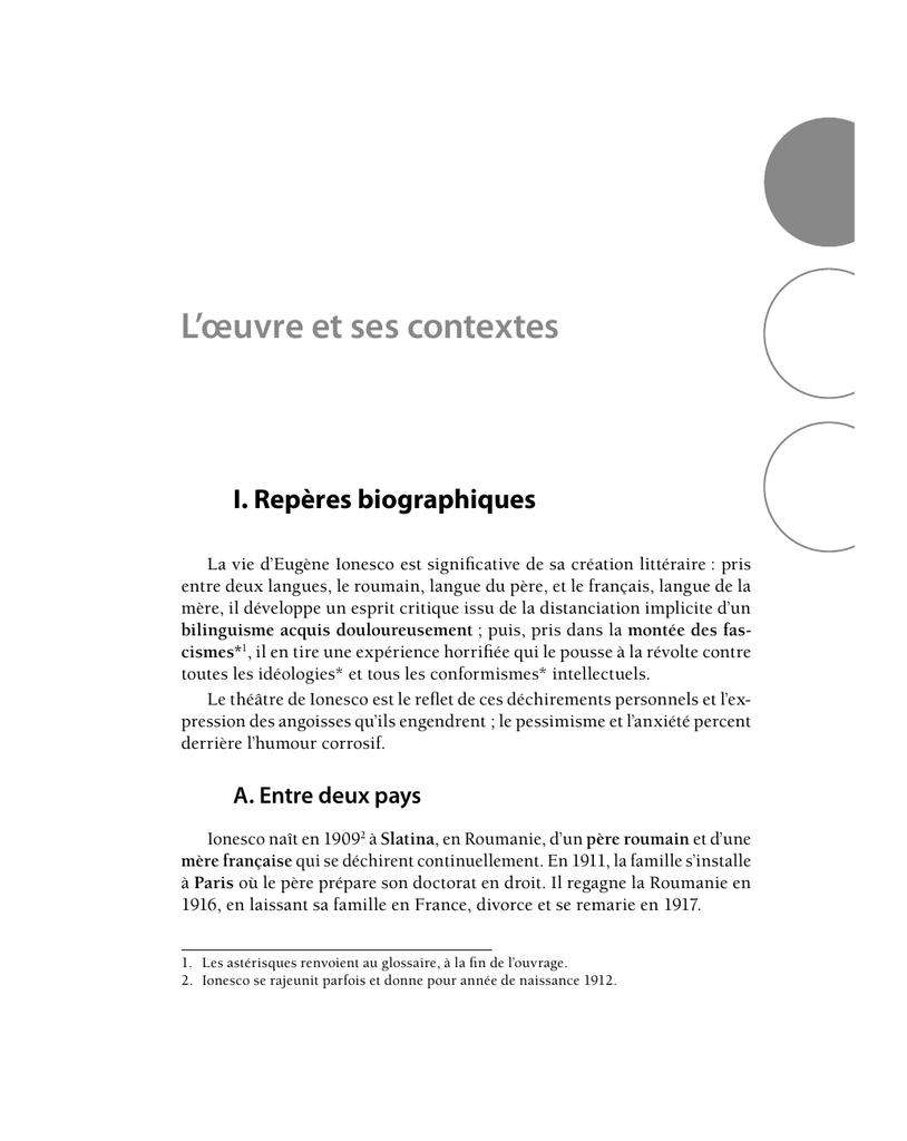 Extrait Du Livre Editions Ellipses