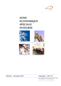zone economique speciale integree