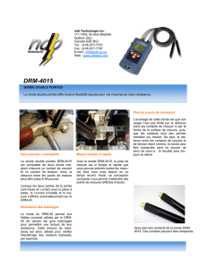 DRM-4015 - Physical Instruments