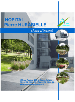 Visualiser - Hopital Pierre Hurabielle