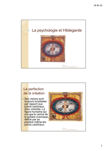 La psychologie et Hildegarde