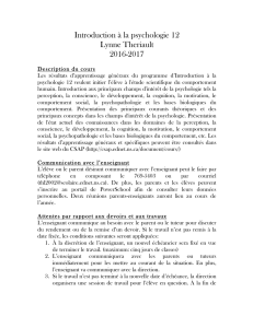 syllabus 2015 - Introduction à la psychologie 12