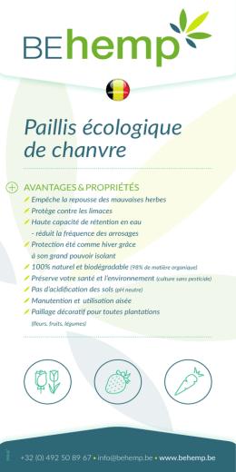 Guide chanvre 2007 b a - Paillis de chanvre ...