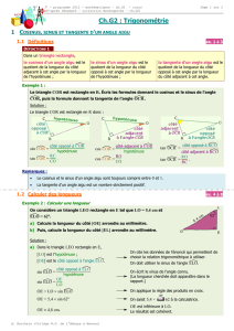 Scientifique (cours)