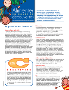 Alimenter - Éducation Nutrition Maritimes