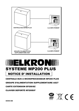 systeme mp200 plus