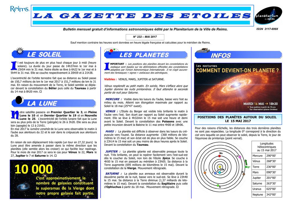 La Gazette Des Eto Iles