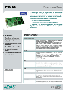programmable board pmc-g5
