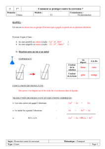 Séquence 3 Sciences Cours _version prof_ 1ère Gp A