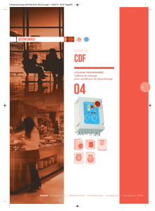 Documentation CDF au format PDF
