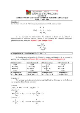 rencontre chimie organique 2011