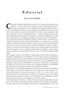 Editorial: Pierre COUVEINHES