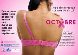 OCT BRE - Swiss Cancer Screening