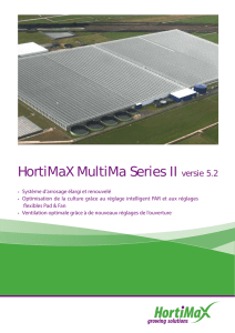 HortiMaX MultiMa Series II versie 5.2