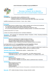 La CDT - Groupe Biomag