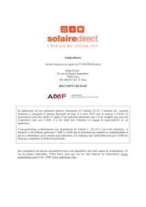 Solairedirect