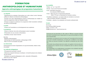 FORMATION - Rhone AlpeSolidaires