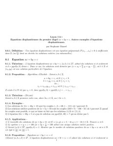 0.1 Equation ax + by = c