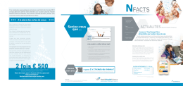 2 fois € 500 - Nestlé Health Science