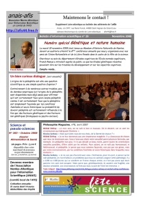 bulletin n°29 novembre - association nantes atlantique pour l