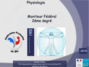physiologie... - Canal