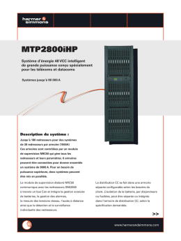 MTP2800iHP - AEG Power Solutions