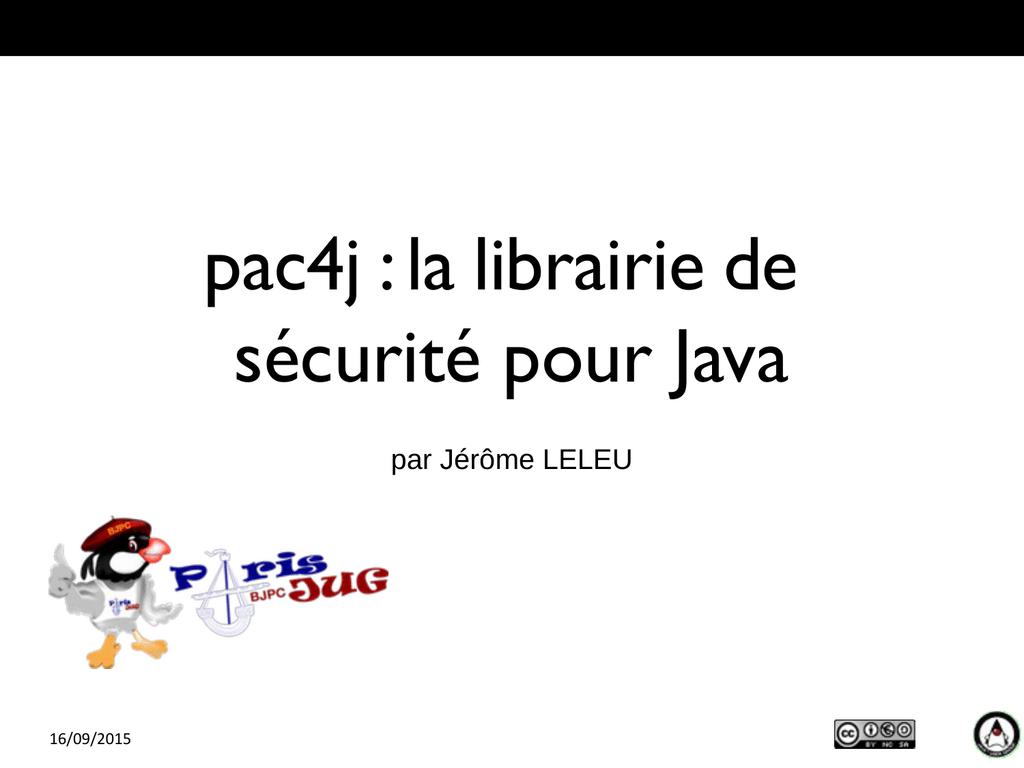 pac4j - BLOG VISEO TECHNOLOGIES