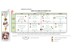 MENU CAVAILLON FEV 2017