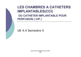 La manipulation de la chambre implantable en h matologie - Rincage pulse chambre implantable ...