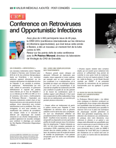 Conference on Retroviruses and Opportunistic Infections