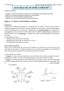Devoir maison 1: Diagnostic médical.