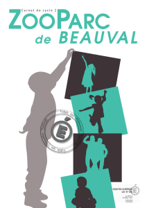 Cycle 2 - Scolaires - ZooParc de Beauval