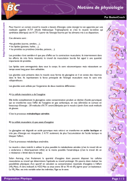 PP_Notions de physiologie